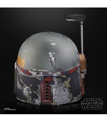 Réplica del Yelmo de Boba Fett - Star Wars