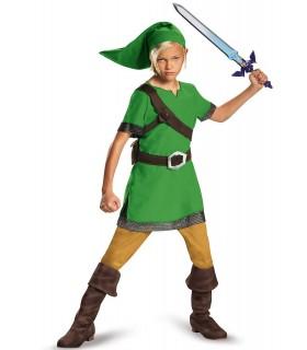 Disfraz túnica del héroe - Legend of Zelda