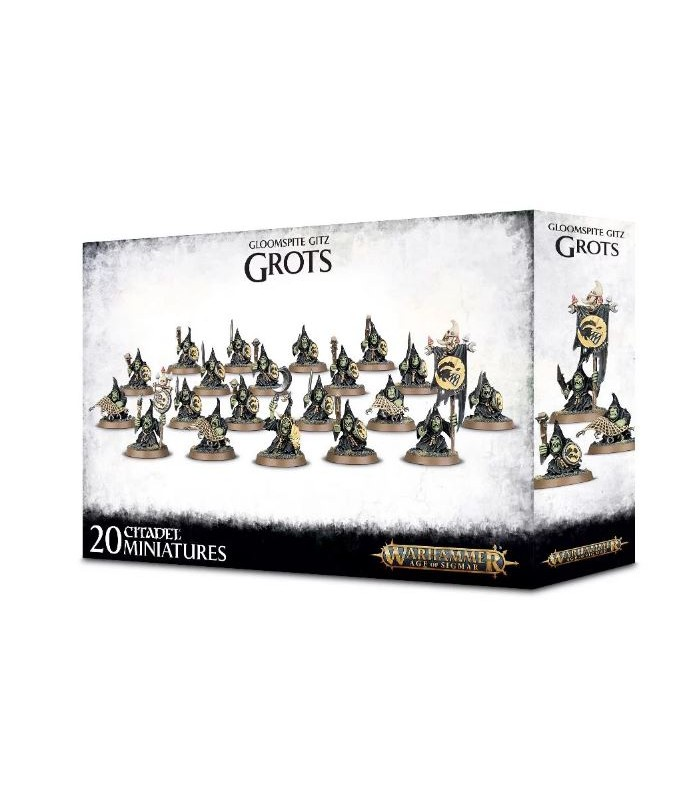 Moonclan Stabbas GloomSpite Gitz - Warhammer: Age of Sigmar
