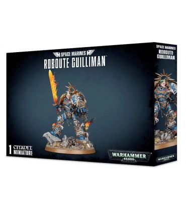 Roboute Guilliman - Ultramarines - Warhammer 40.000