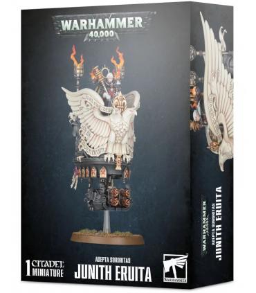 Junith Erita - Adepta Sororitas - Warhammer 40.000