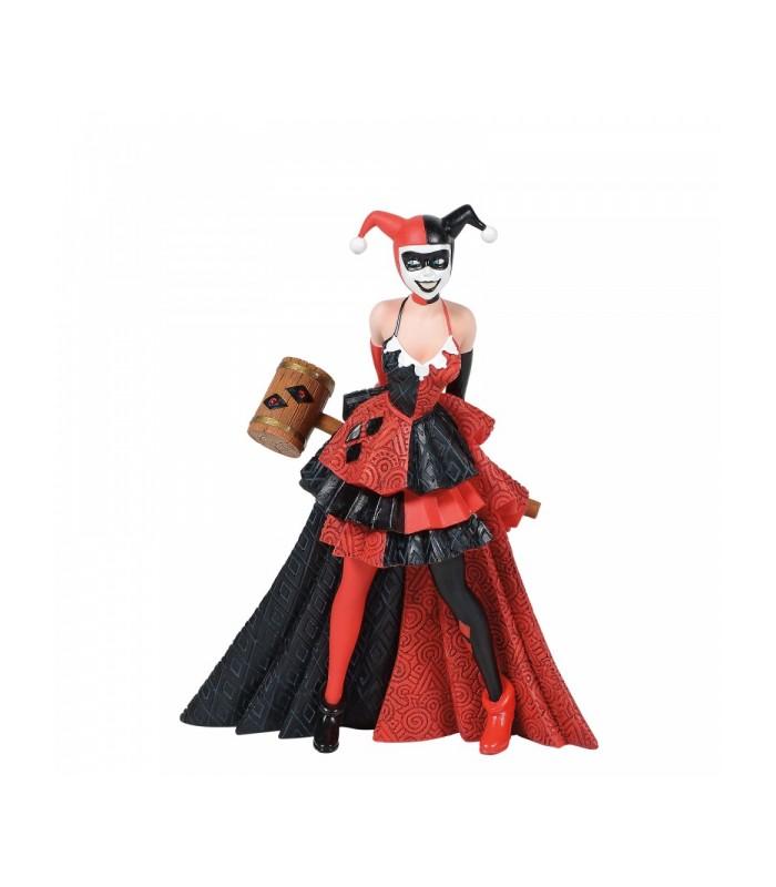 Figura de Harley Quinn Haute Couture - DC Comics