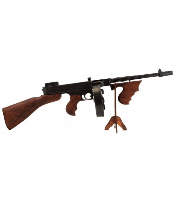 Soporte de madera para pistola o fusil