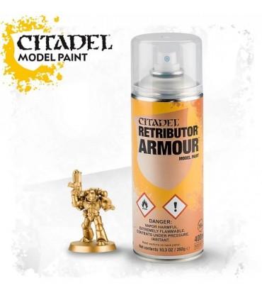 Spray de imprimación Retributor Armour - Citadel