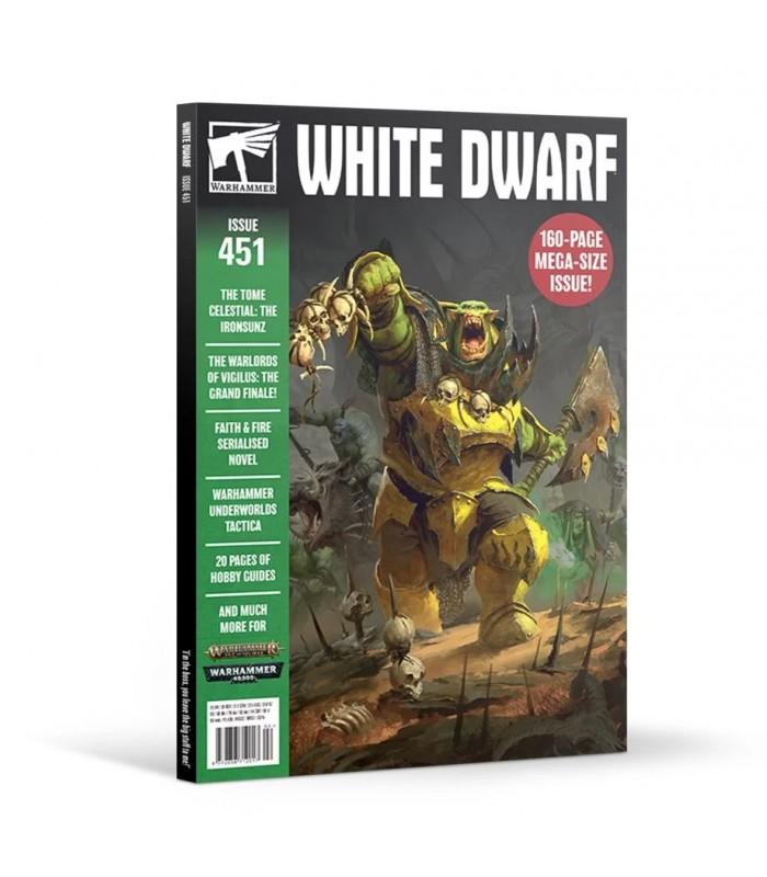 Revista White Dwarf Febrero 2020 (en inglés)