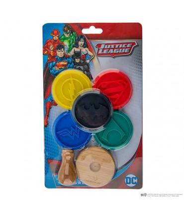 Moldes de silicona de La Liga de la Justicia - DC Comics