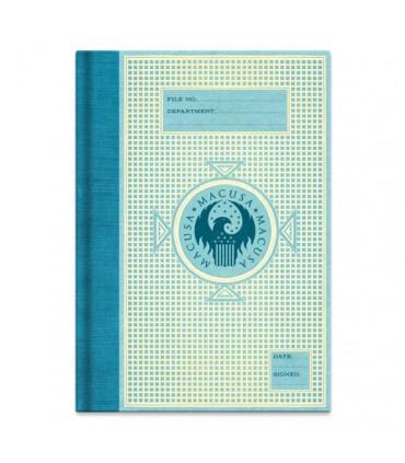 Libreta de MACUSA - Animales Fantásticos