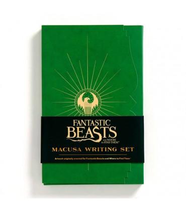 Set de escritura MACUSA - Animales Fantásticos