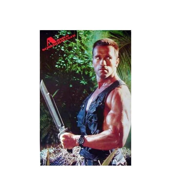 Cuchillo Machete Predator Depredador Dutch E.L. 20 Aniversario