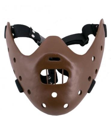 Máscara de Annibal Lecter - El Silencio de Los Corderos