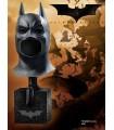 Máscara de Batman en Miniatura - Grafito Negro