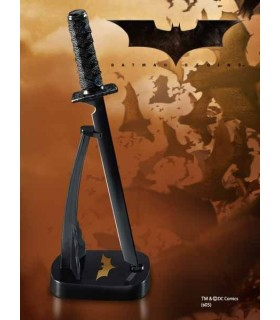 Katana Abre-cartas - Batman Begins & The Dark Knight
