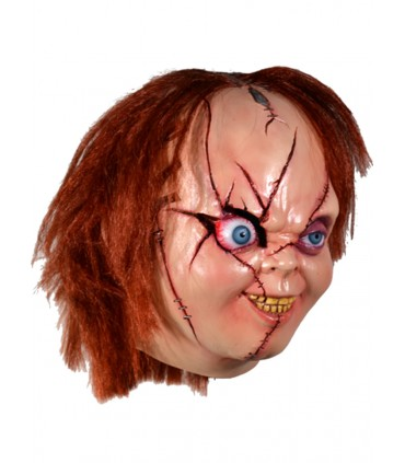 Máscara de Chucky - La novia de Chucky