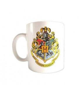 Taza (Mug) Hogwarts - Blanca