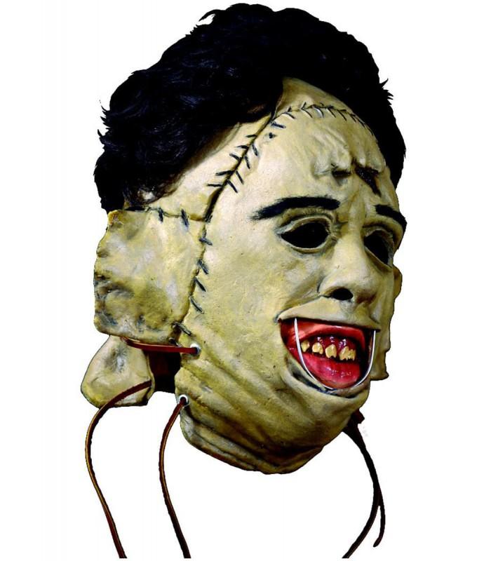 Máscara de Leatherface - La Matanza de Texas