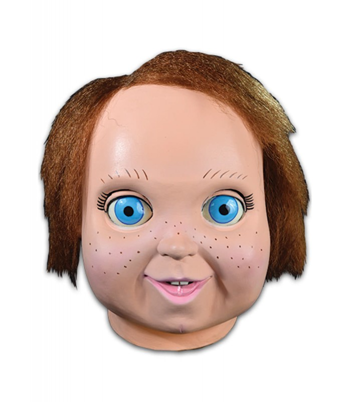 Máscara de Chucky - Chucky el muñeco diabólico