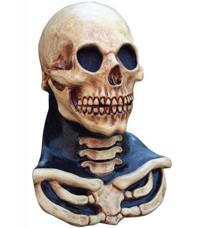 Máscara completa de Esqueleto para adulto