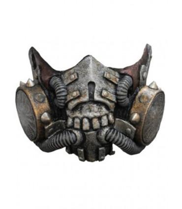 Máscara Antigás esqueleto para adulto