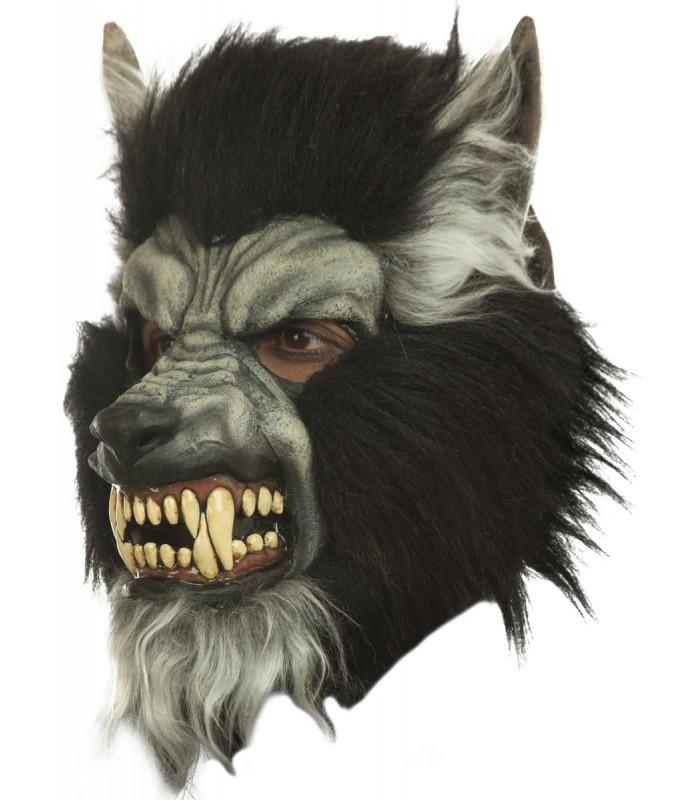 Máscara completa de Hombre Lobo para adulto