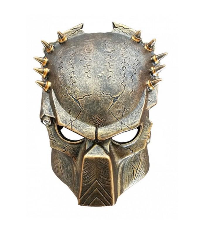 Réplica funcional de la máscara de Predator