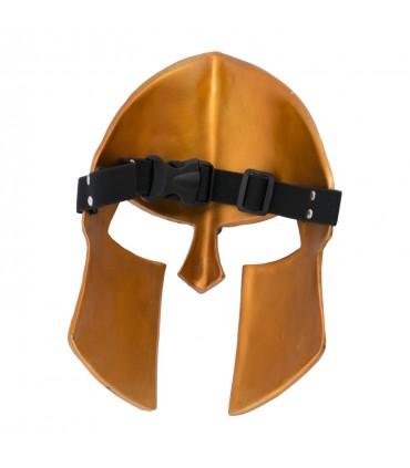 Réplica máscara funcional de Espartano - 300