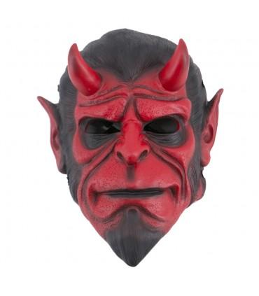 Réplica máscara funcional de Hellboy