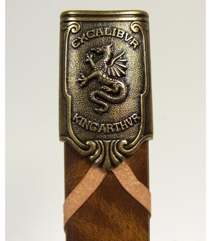 Réplica de Excalibur, espada del Rey Arturo