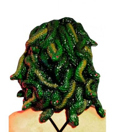 Peluca esculpida de Medusa
