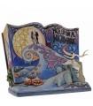 Libro Diorama de resina Érase Una Vez- Pesadilla Antes de Navidad