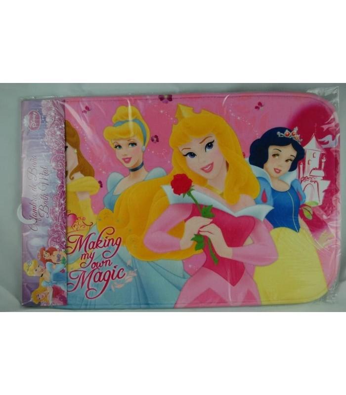 Alfombra de baño Princesas Disney