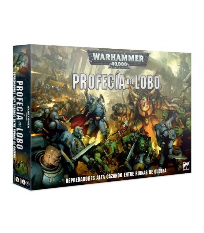 Profecía del Lobo - Warhammer 40.000