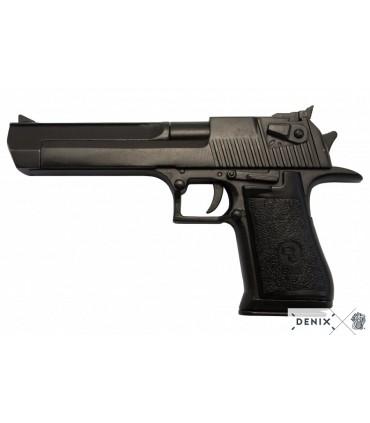 "Réplica Pistola semi-automatica en negro  IMI ""Desert Eagle"""