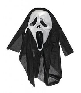"""Máscara Scream """"Ghostface"""" con Capucha - Nueva Versión!"""