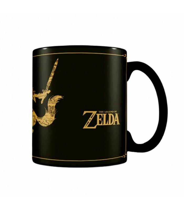 Taza térmica - The Legend of Zelda