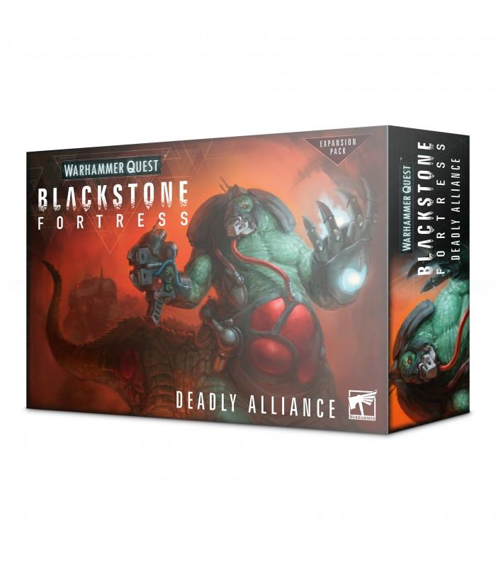 Alianza Mortífera - BlackStone