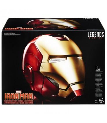 Casco de Iron Man - Marvel Legends