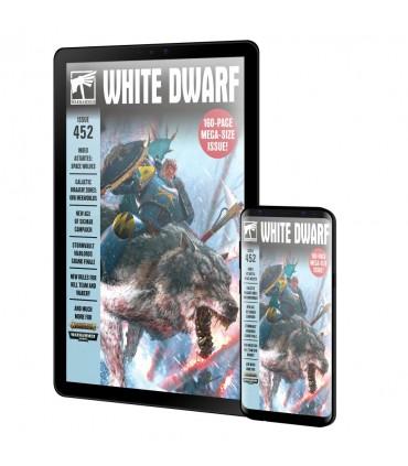 Revista White Dwarf 452 (en inglés)