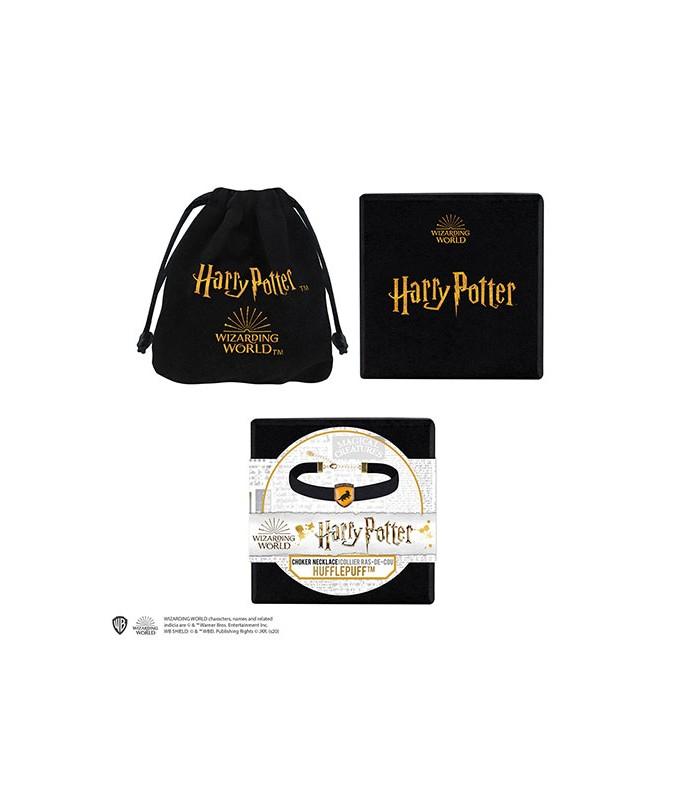 Collar de Hufflepuff - Harry Potter