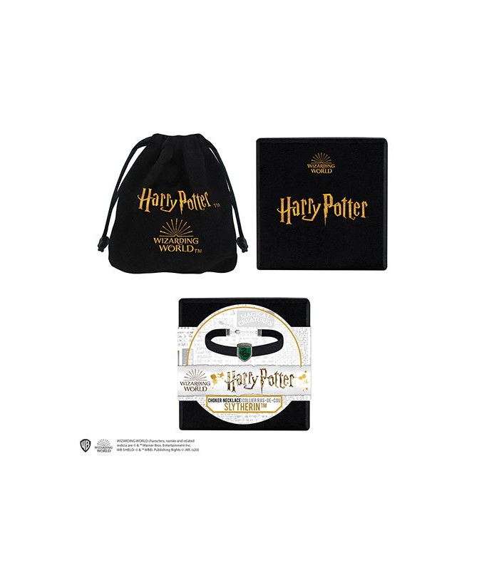 Collar de Slytherin - Harry Potter