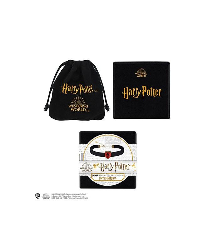 Collar de Gryffindor - Harry Potter