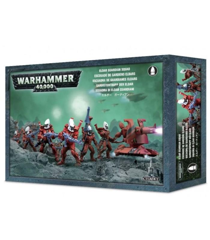 Caja de Craftworld Guardians para Warhammer 40.000