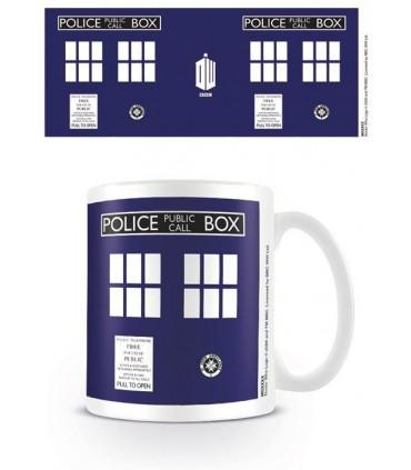 Taza de Tardis - Dr Who