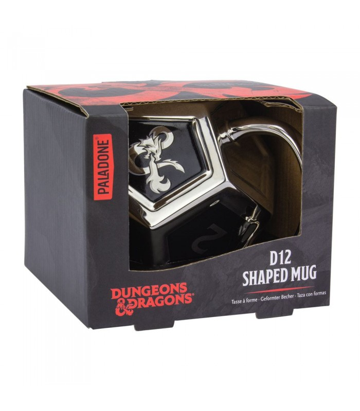 Taza de D20 - Dungeons&Dragons