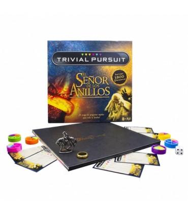 Trivial Pursuit Grande - El Señor de los Anillos