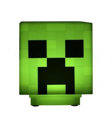 Lámpara de Creeper - Minecraft
