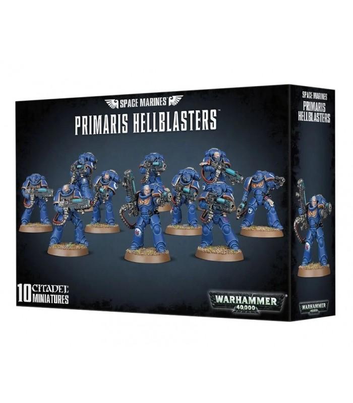 Primaris Hellblasters - Warhammer 40.000