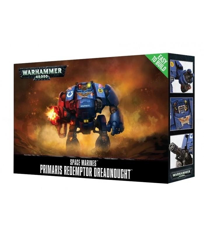 Primaris Redemptor Dreadnought (montaje fácil) - Warhammer 40.000