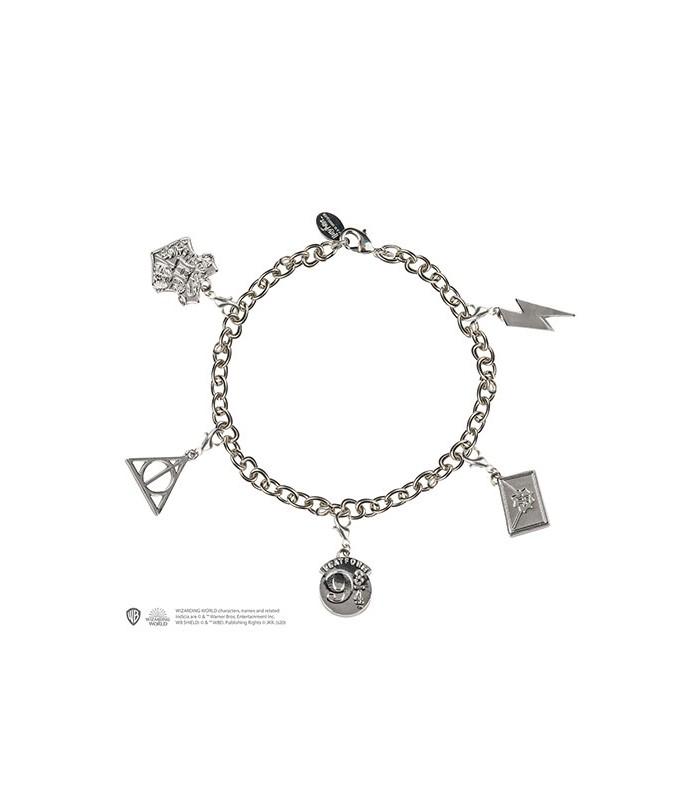 Pulsera de 5 Charms - Harry Potter