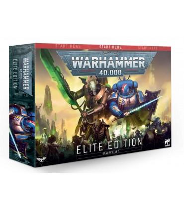 Caja de inicio de la novena edición de Warhammer 40.000 edición Élite en Cuernavilla.com