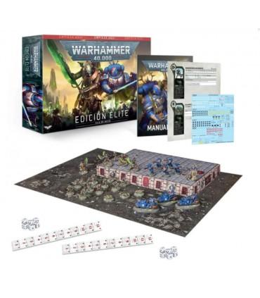 Todo lo necesario para iniciarte en la novena entrega de Warhammer 40.000 en Cuernavilla.com al mejor precio